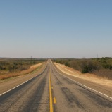 """road to nowhere. """"the high plains drifter"""" living up to her name"""